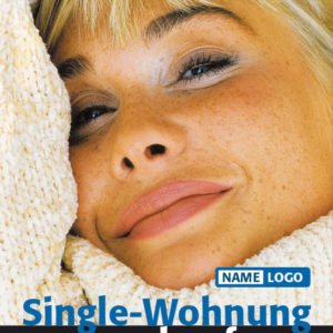 single wohnung poster